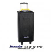 تال-اسپیکر-مکسیدر-maxeeder-MX-ES1121-RY07 بلندگو ایستاده با میکروفون