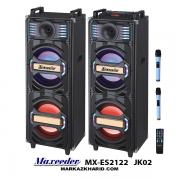 تال اسپیکر مکسیدر maxeeder-MX-ES2122-JK02 اسپیکر بلند با میکروفون