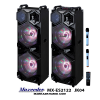 تال اسپیکر مکسیدر Maxeeder MX-ES2122-JK04 اسپیکر بلند با میکروفون