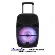 تال اسپیکر مکسیدر Maxeeder MX-LS7021BT بلندگو ایستاده با میکروفون