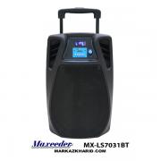 تال اسپیکر مکسیدر maxeeder MX-LS7031BT بلندگو ایستاده با میکروفون