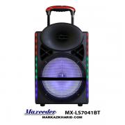 تال اسپیکر مکسیدر maxeeder-MX-LS7041BT بلندگو ایستاده با میکروفون