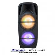 تال اسپیکر مکسیدر Maxeeder MX-LS7051BT بلندگو ایستاده بلند با میکروفون