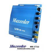 Maxeeder MX-ct22 گیرنده دیجیتال خودرو مکسیدر