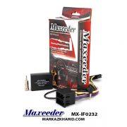 Maxeeder MX-if0232 اینترفیس پژو ۲۰۶ سال ۸۲-۹۰ مکسیدر