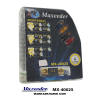 Maxeeder MX-4002S سیم پک مکسیدر