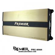 PREMIER PRG-8984 آمپلی فایر چهار کانال پریمیر