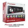 pioneer DEH-S1053UB رادیو پخش اتومبیل پایونیر