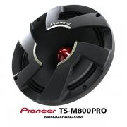 pioneer TS-M800PRO میدرنج 8 اینچی ماشین پایونیر(سری pro)