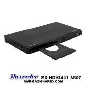 دی وی دی پلیر خانگی مکسیدر Maxeeder DVD Player MX-HDH3641 AR07