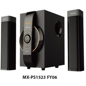 MX-PS1523,FY06,اسپیکر,سه تیکه,مکسیدر,مرکز خرید