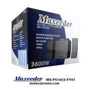 mx-ps1653 fy01 اسپیکر سه تیکه مکسیدر