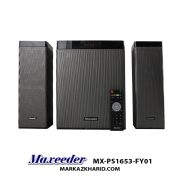 mx-ps1653 fy01 اسپیکر سه تیکه مکسیدر