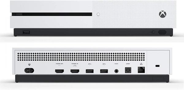 ایکس باکس وان اس کنسول بازی مایکروسافت مدل Xbox One S 1 ترابایت