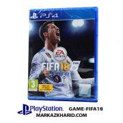 GAME FIFA18 بازی مخصوص PS4