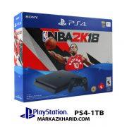 پلی استیشن کنسول بازی سونی Playstation 4 slim 1TB