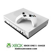 ایکس باکس کنسول بازي مايکروسافت مدل Xbox One S 500 گيگابایت