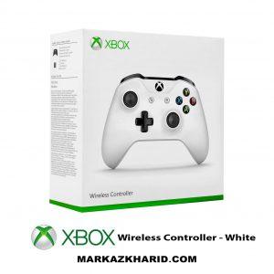xbox one s joystick دسته بازی ایکس باکس وان اس بی سیم سفید