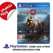 playstation GAME GOD of WAR بازی پلی استیشن ۴ گاد آو وار