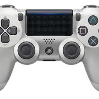 playstation 4 dualshock silver controller دسته بازی پلی استیشن ۴ نقره ای دوال شوک سفارش آمریکا