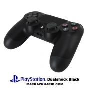 playstation 4 dualshock black controller دسته بازی پلی استیشن ۴ مشکی دوال شوک سفارش آمریکا