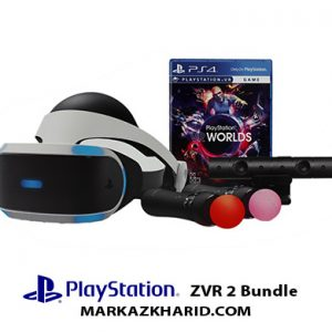پلی استیشن VR باندل لانچ جدید PlayStation VR Launch Bundle ZVR2