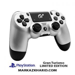 باندل دسته پلی استیشن ۴ با بازی گرن توریسمو Playstation 4 Gran Turismo Dualshock 4 and GT Game Bundle