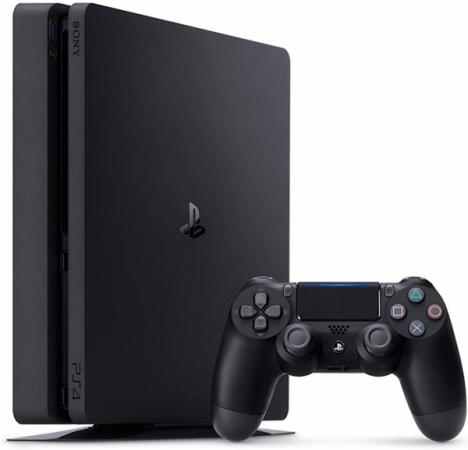 کنسول بازی پلی استیشن ۴ اسلیم ۵۰۰ گیگابایت ۲۲۱۶A ریجن ۲ Playstation 4 Slim R2 500GB 2216A