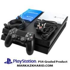 کنسول بازی پلی استیشن ۴ فت 1216B یک ترابایت Playstation 4 Fat 1TB 1216B