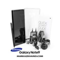 گوشی موبایل نوت ۹ سامسونگ ۱۲۸ گیگابایت مشکی Samsung Galaxy Note 9 128GB Midnight Black