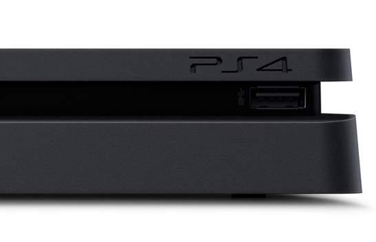 طراحی PS4 Slim