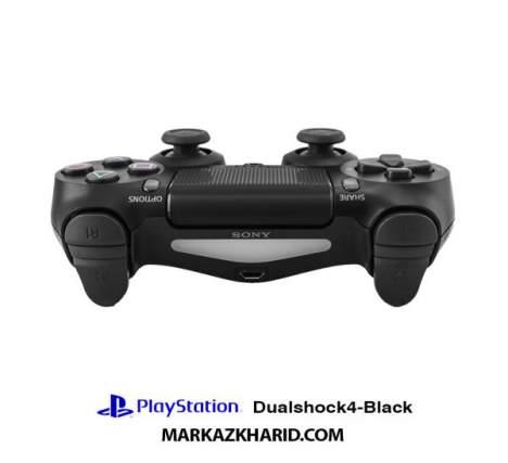 Playstation 4 DualShock 4 Wireless Controller Fortnite Pack دسته پلی استیشن ۴ مشکی پک فورتنایت بدون بازی