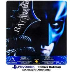 Playstation 4 Console and Controller Skin Sticker Batman 2 برچسب پلی استیشن ۴ طرح بتمن 2