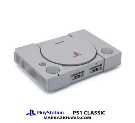 کنسول بازی پلی استیشن کلاسیک Sony PlayStation Classic