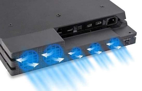 فن خنک کننده پلی استیشن 4 پرو