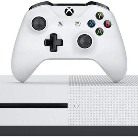 ایکس باکس وان اس Xbox One S 1Tb Games Console Microsoft All Games