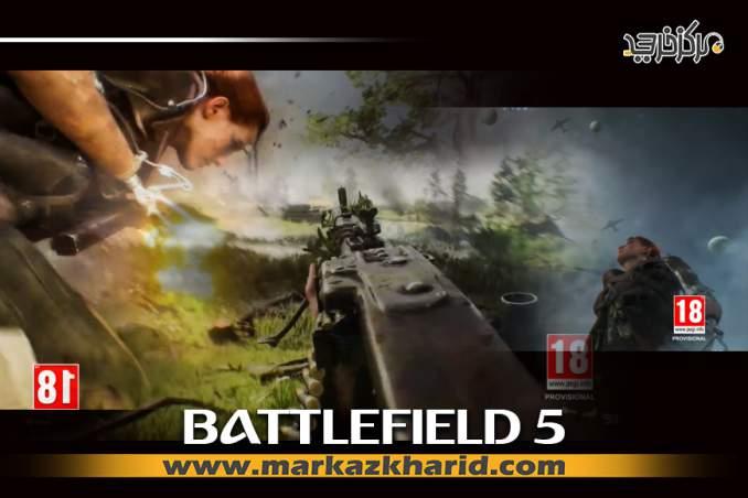 مشکلات بازی بتل فیلد ۵ PlayStation Battlefield V Problems