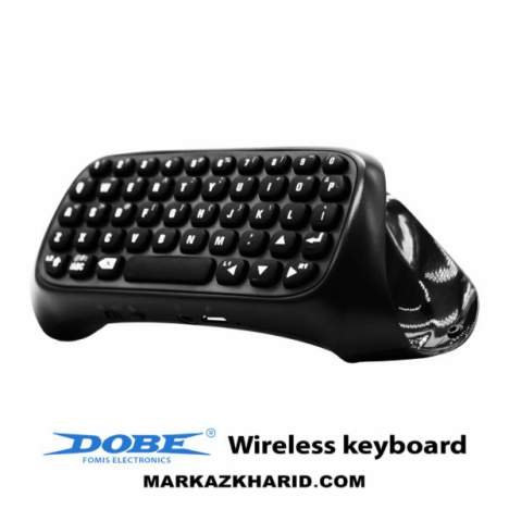 کیبورد Playstation 4 Wireless Keyboard DOBE