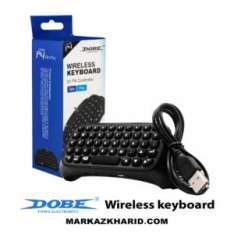 کیبورد Playstation 4 Wireless Keyboard DOBE