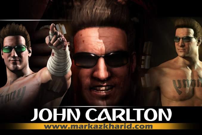معرفی شخصیت جانی کیج در بازی پلی استیشن 4 Mortal Kombat
