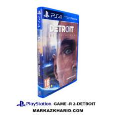 بازی پلی استیشن 4 PlayStation 4 GAME R2 DETROIT