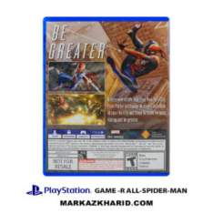 بازی پلی استیشن PlayStation 4 GAME R ALL SPIDER-MAN