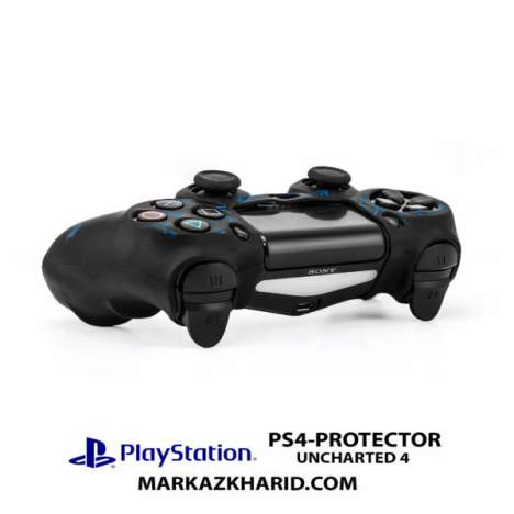 محافظ دسته پلی استیشن Playstation 4 Controller Protector uncharted 4