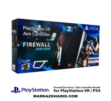 تفنگ واقعیت مجازی PlayStation VR Aim Controller with Firewall Zero Hour