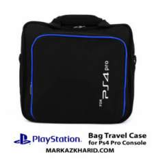 کیف ضدضربه PlayStation 4 PRO Hard Case Travel Bag