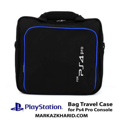 کیف ضدضربه PlayStation 4 PRO Hard Case Travel Bag