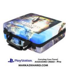 کیف ضدضربه PlayStation 4 PRO Hard Case Travel Bag ASSASSINS