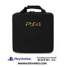 کیف ضدضربه پلی استیشن ۴ پرو PlayStation 4 PRO Hard Case Travel Bag BLACK M1