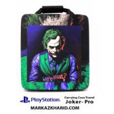 کیف ضدضربه پلی استیشن PlayStation 4 PRO Hard Case Travel Bag JOker
