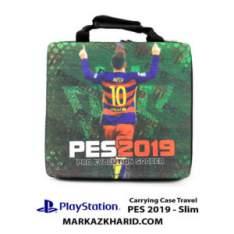 کیف ضدضربه PlayStation 4 Slim Hard Case Travel Bag PES 2019